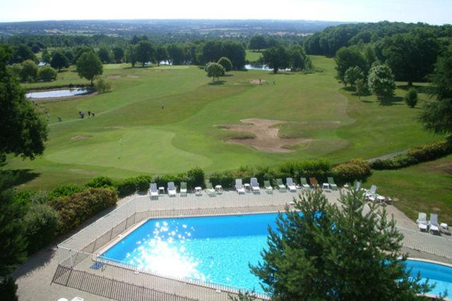 France Centre : Hôtel Les Dryades Golf & Spa