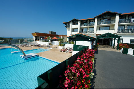 France Cote Atlantique-Anglet, Hôtel Atlanthal 4*
