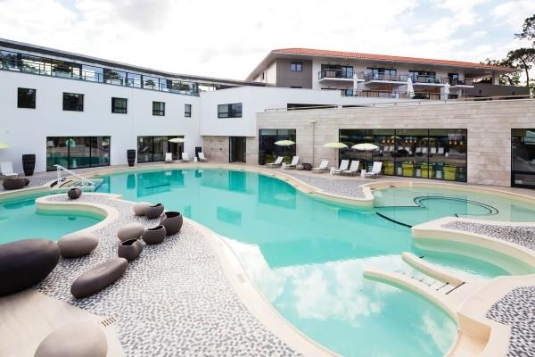 Hotel thalazur les bains d 39 arguin arcachon france cote for Hotel luxe france