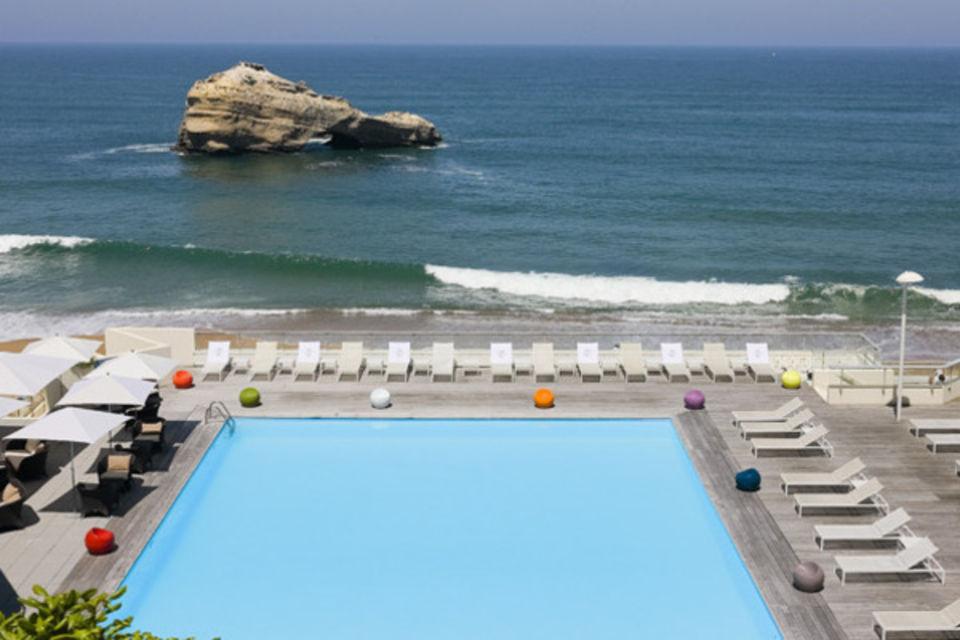 Hôtel Sofitel Biarritz Le Miramar Thalassa Sea & Spa Pays Basque Cote Atlantique