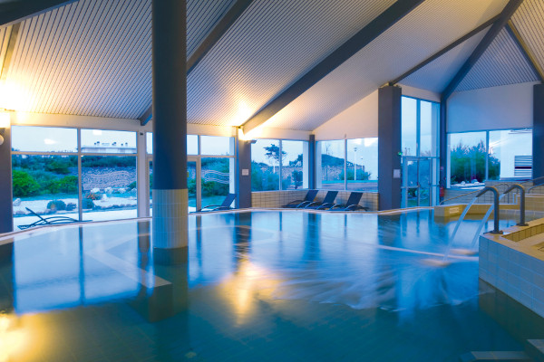 Hotel le biarritz thalasso biarritz france cote for Club piscine fitness st jerome