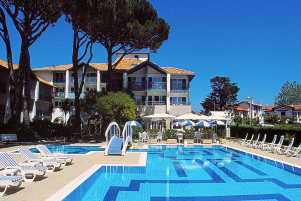 Hôtel Résidence Ibaia Pays Basque Cote Atlantique