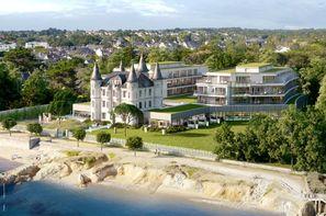 Hôtel Château des Tourelles, Relais Thalasso & Spa  - Chambre Confort