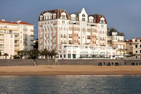 France Cote Atlantique : Hôtel Le Grand Hôtel Thalasso & Spa (avec cure marine)