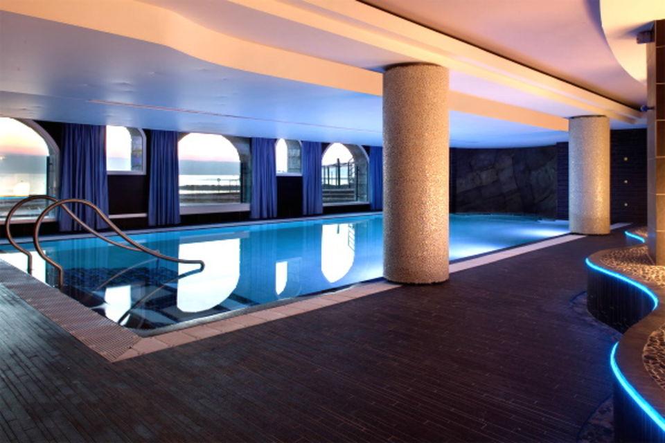 Hôtel Le Grand Hôtel Thalasso & Spa Pays Basque Cote Atlantique