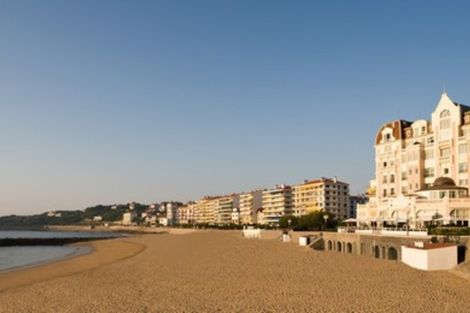 France Cote Atlantique-Saint Jean De Luz, Hôtel Le Grand Hôtel Thalasso & Spa 5*
