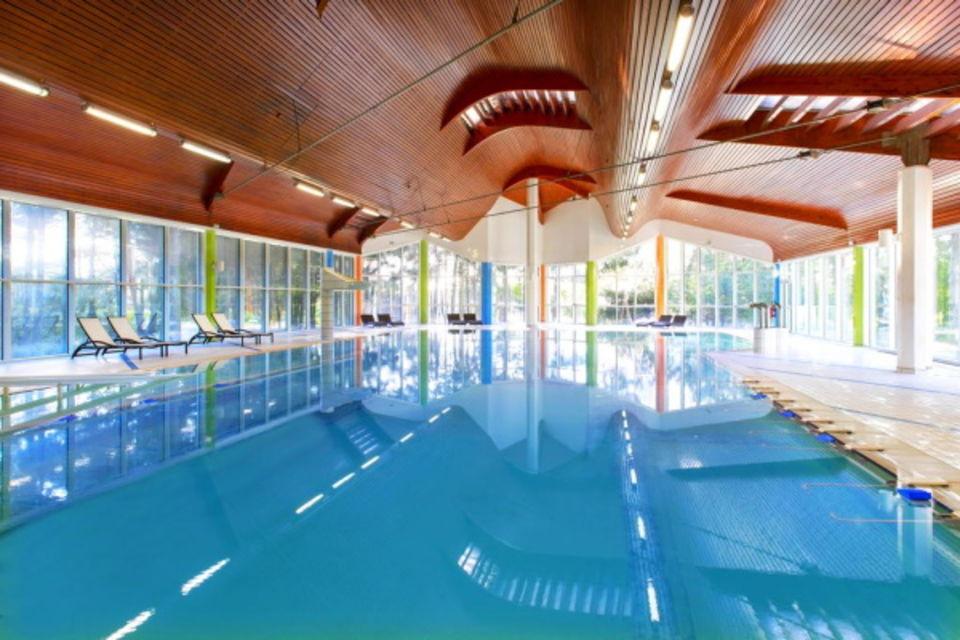 Hôtel Atlantic Thalasso & Spa Valdys Saint jean de mont France Cote Atlantique