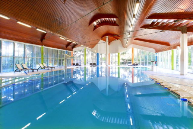 France Cote Atlantique : Hôtel Atlantic Thalasso & Spa Valdys