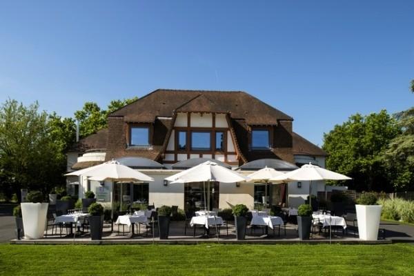 Facade - Le Relais de la Malmaison Hôtel Le Relais de la Malmaison4* Rueil-Malmaison France Ile-de-France