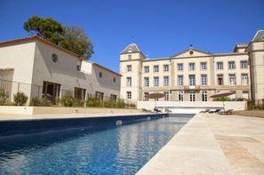 France Languedoc-Roussillon-La Redorte, Hôtel Chateau de la Redorte 4*