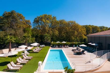 France Languedoc-Roussillon : Hôtel & Spa De Fontcaude