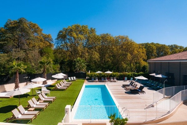 Hotel Vichy Thermalia Spa Montpellier France LanguedocRoussillon