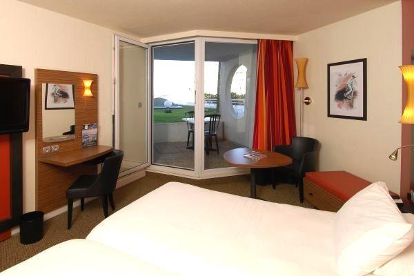Hotel Thalazur Les Bains De Camargue PortCamargue France Languedoc - Thalasso port camargue