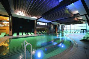 France Normandie-Cabourg, Hôtel Thalazur Les bains de Cabourg 4*