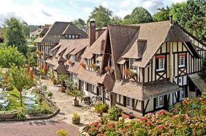 Séjour Normandie - Hôtel Hostellerie de la Vieille Ferme