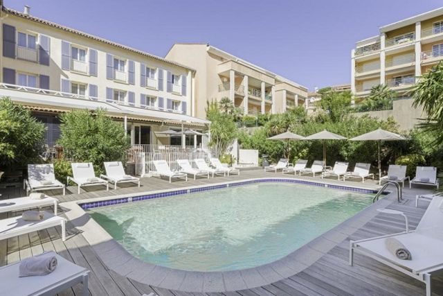 France Provence-Cote d Azur : Hôtel Matisse