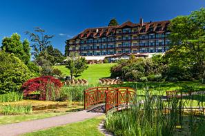 France Rhone-Alpes-Evian-Les-Bains, Hôtel Ermitage 4*