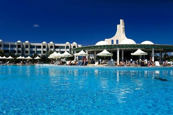 Séjour Tunisie - Hôtel Royal Garden
