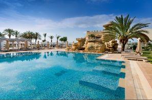 Tunisie-Monastir, Hôtel Steigenberger Marhaba Hammamet 5*