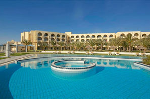 Tunisie-Tunis, Hôtel Iberostar Averroes 4*