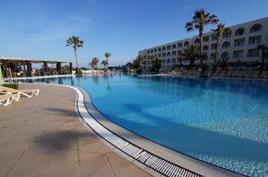 Tunisie-Tunis, Hôtel Vincci Nozha Beach 4*