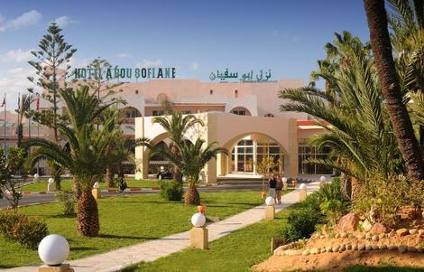 Hôtel Le Soleil Abou Sofiane Monastir Tunisie