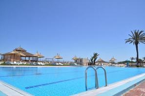 Tunisie-Monastir, Hôtel Neptunia 3*