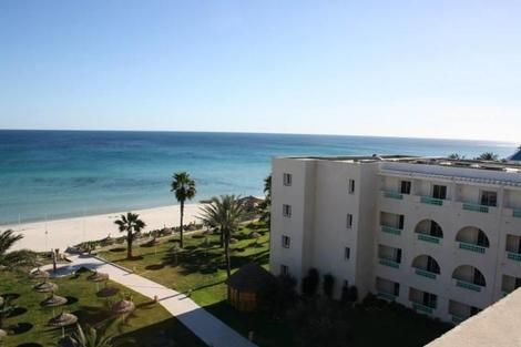 Hôtel Palmyra Beach Monastir Tunisie