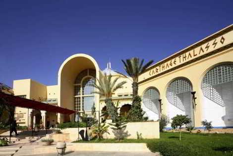 Hôtel Carthage Thalasso Hammamet Tunisie