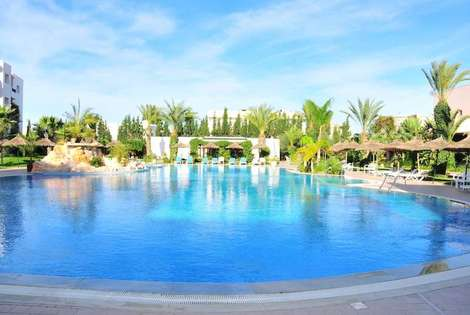 Hôtel Eden Yasmine Hammamet Tunisie