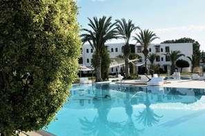 Tunisie-Tunis, Hôtel La Couronne 3*