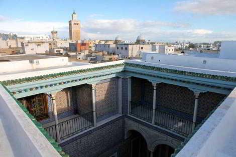 Hôtel Palais Bayram Hammamet Tunisie