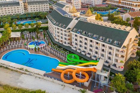 Turquie-Antalya, Hôtel Hane Garden Hotel 4*