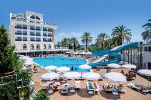 Turquie-Antalya, Hôtel Palm World Resort & Spa Side 5*