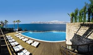 Turquie-Antalya, Hôtel Ramada Plaza Antalya 5*