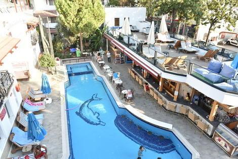 Hôtel Istankoy Hotel Bodrum Bodrum Turquie