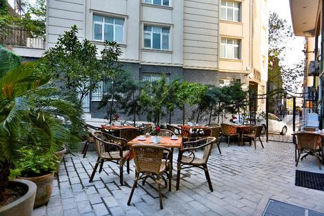 Hôtel Bulvar Palas Istanbul Turquie