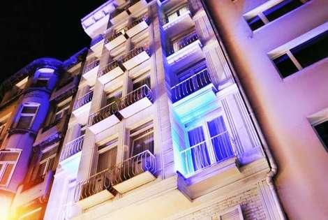 Turquie-Istanbul, Hôtel Gallery Residence Hotel Nisantasi 4*
