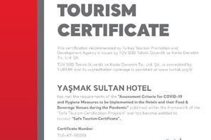 Hôtel Yasmak Sultan