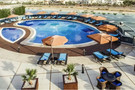 Abu Dhabi : Hôtel Ibis Gate