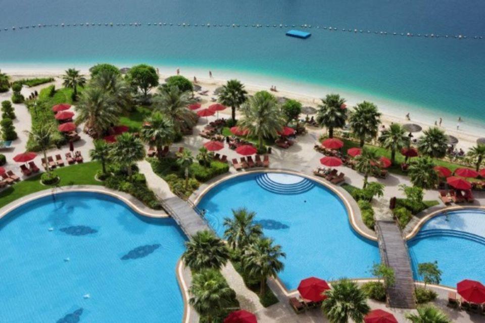 Hôtel Khalidiya Palace Rayhaan by Rotana Abu Dhabi Emirats arabes unis
