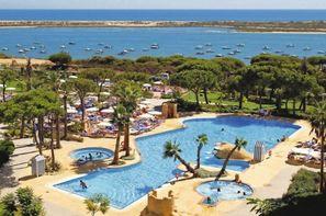 Andalousie-Faro, Hôtel Club Jumbo Playacartaya 4*