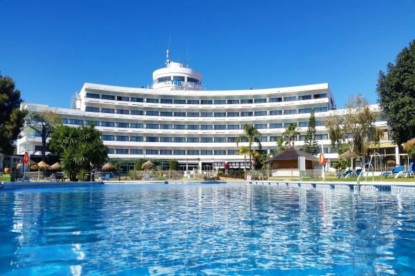 façade - TRH Paraiso Hotel TRH Paraiso4* Malaga Andalousie