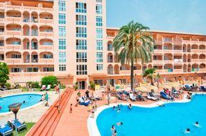 Andalousie-Malaga, Hôtel Bahia Tropical 4*