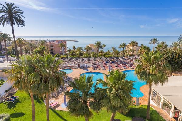 Piscine - Best Siroco Hotel Best Siroco4* Malaga Andalousie