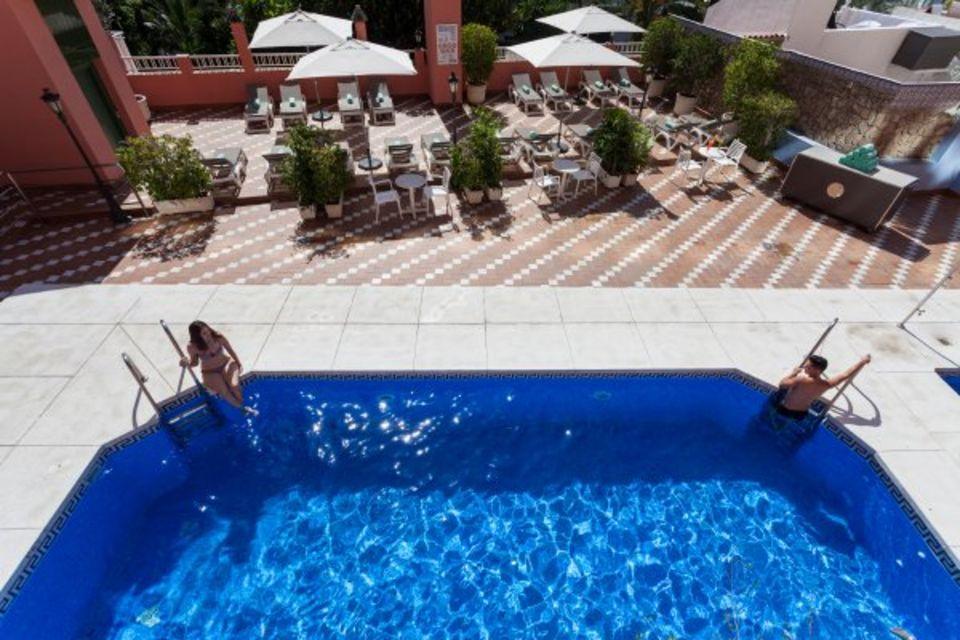 Hôtel Fenix Malaga Andalousie