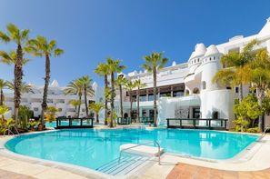 Andalousie-Malaga, Hôtel H10 Estepona Palace 4*