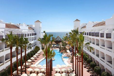 Andalousie-Malaga, Hôtel Iberostar Costa Del Sol 4*