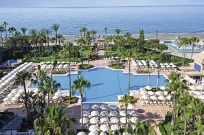 Andalousie-Malaga, Hôtel Iberostar Malaga Playa 4*