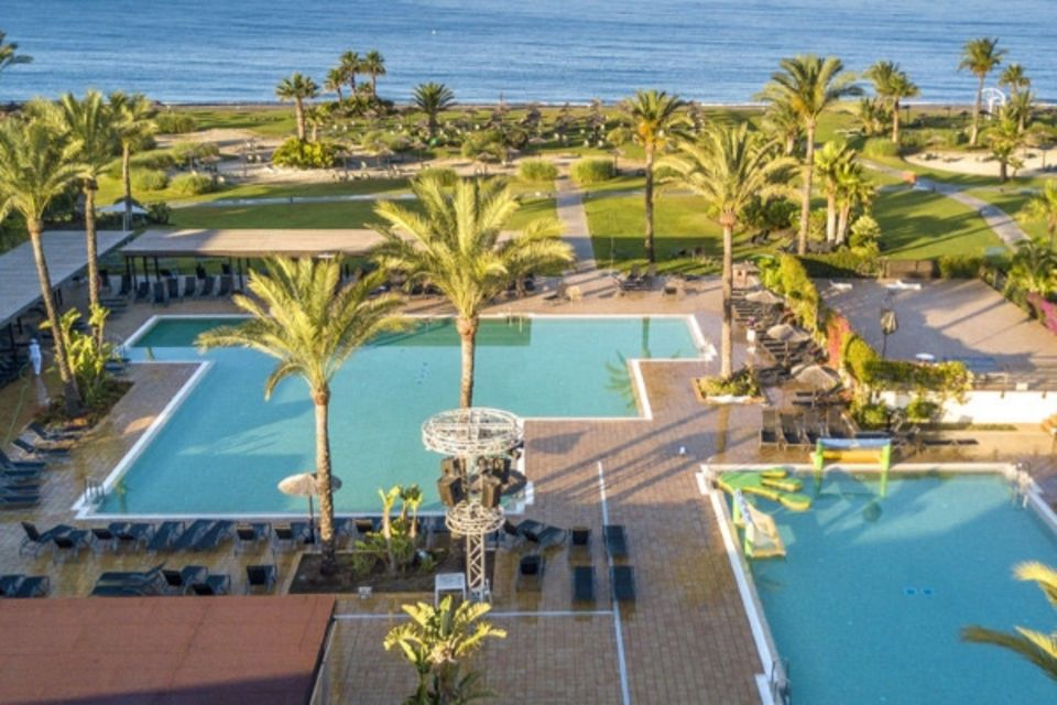 Club Kappa Club Playa Granada Malaga Andalousie